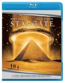 Stargate (Extended Cut) [Blu-ray]