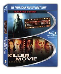Midnight Movie/Killer Movie [Blu-ray]