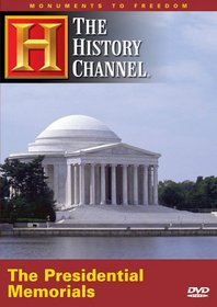 Monuments to Freedom - The Presidential Memorials (History Channel) (A&E DVD Archives)