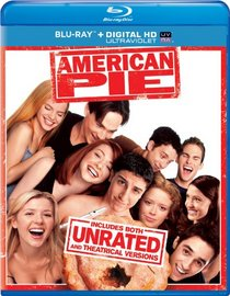 American Pie (Blu-ray + DIGITAL HD with UltraViolet)
