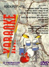 Karaoke Rock Pop, Vol. 7: 80s & 90s Hits