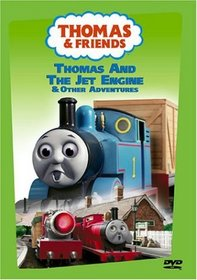 Thomas The Tank Engine And Friends - Thomas and The Jet Engine