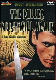 Killer Must Kill Again