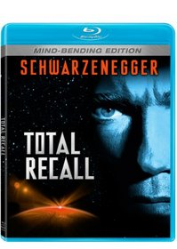 Total Recall: Mind-Bending Edition [Blu-ray]