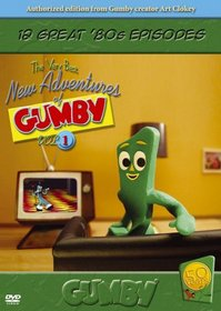 Gumby: The Very Best New Adventures of Gumby, Vol. 1