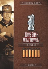 Have Gun Will Travel: The Sixth and Final Season, Vol. 1