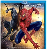 Blu-ray Movie Spider-Man 3