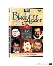Black Adder: The Complete Collector's Set