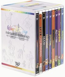 Walt Disney Animated Anthology - The Classic Collector's Set