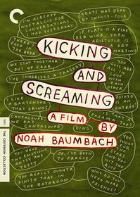 Kicking & Screaming - Criterion Collection
