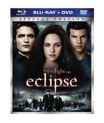 The Twilight Saga: Eclipse (Single-Disc Blu-ray/DVD Combo)