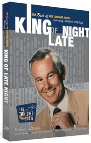 The Best of The Tonight Show - King of Late Night (2 Discs)