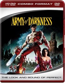 Army of Darkness (Combo HD DVD and Standard DVD)