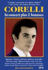 Franco Corelli: Corelli in Concert