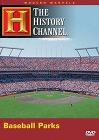 Modern Marvels - Baseball Parks (History Channel) (A&E DVD Archives)