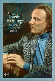 Arturo Benedetti Michelangeli - Beethoven Schubert Brahms