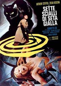 Sette Scialli Di Seta Gialla (Crimes of the Black Cat)