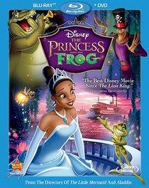 Princess & The Frog [Blu-ray]