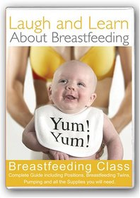 Laugh and Learn About Breastfeeding