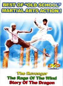 The Best of Old School Martial Arts Action