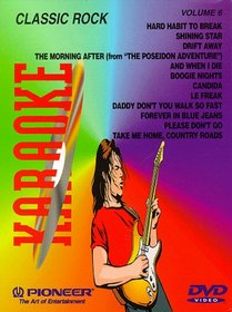 Karaoke / Classic Rock Hits 6