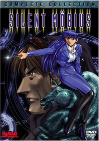 Silent Mobius (Collector's Edition)