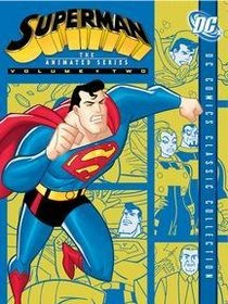 Superman - The Animated Series, Volume Two (The New Superman Adventures) (DC Comics Classic Collection)