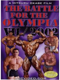 The Battle for Olympia 2002, Vol. VII