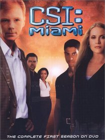 C.S.I. Miami - The Complete First Season