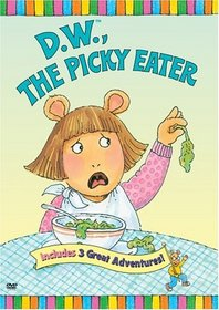 D.W., the Picky Eater