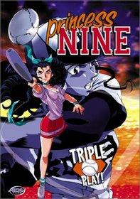 Princess Nine - Triple Play (Vol. 3)