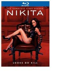 Nikita: The Complete First Season [Blu-ray]