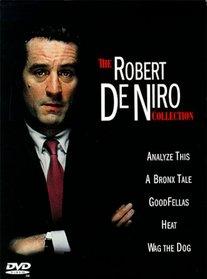 The Robert De Niro Collection (Analyze This/A Bronx Tale/Goodfellas/Heat/Wag The Dog)