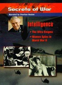 Secrets of War - Intelligence (The Ultra Enigma, Women Spies in World War II)
