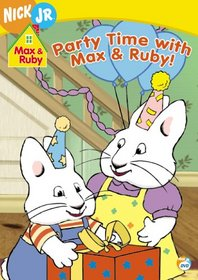 Max & Ruby - Party Time with Max & Ruby