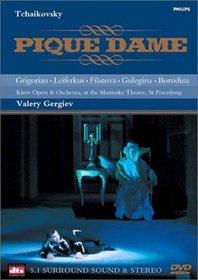 Tchaikovsky - Pique Dame / Gergiev, Grigorian, Leiferkus, Kirov Opera