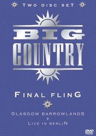 Big Country - Final Fling