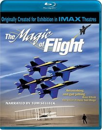 IMAX: The Magic of Flight [Blu-ray]