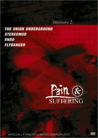 Discovery #2 - Pain and Suffering (DVD Single)