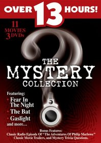 The Mystery Collection 10 Movie Pack