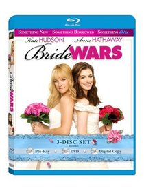 Bride Wars (3-Disc Set) [Blu-ray]