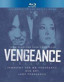 Vengeance Trilogy (Sympathy for Mr. Vegeance / Oldboy / Lady Vengeance) [Blu-ray] Tin Case Set