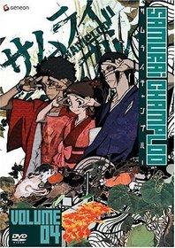 Samurai Champloo, Volume 4 (Episodes 13-16)
