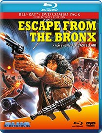 Escape From the Bronx [Blu-ray]