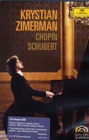 Krystian Zimerman: Chopin/Schubert