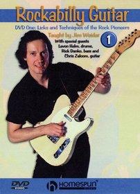 Rockabilly Guitar 1 & 2