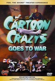 Cartoon Crazys: Goes to War