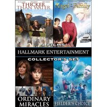 Hallmark 4-Film Collector's Set