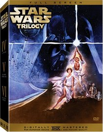Star Wars Trilogy (Full Screen Edition Without Bonus Disc)