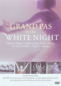 Grand Pas in the White Night
